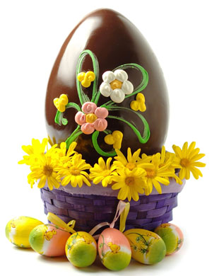 Шоколадные подарки к дню Святой Пасхи!!!