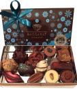 Snowflakes - набор шоколадных конфет ручной работы