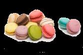 Десерт Macarons