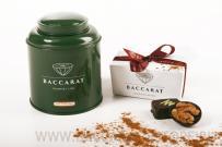 Корпоративные подарки шоколад ручной работы Baccarat