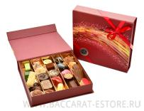 Christmas Line - набор шоколадных, элитных конфет ручной работы Baccarat