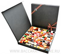Black Line - набор шоколадных конфет ручной работы Baccarat