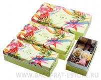 EXOTIQUE - набор шоколадных конфет ручной работы Baccarat