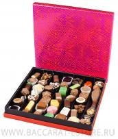 FUCHSIA - Набор шоколадных конфет ручной работы