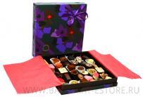 Набор шоколадных конфет ручной работы Баккарат Jardin