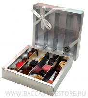 Набор элитного шоколада к празникам Silver Box