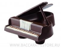 Рояль шоколадный из бельгийского шоколада ручной работы