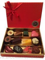 ART PARTY - подарочный набор конфет ручной работы из бельгийского шоколада
