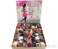KANDI - набор шоколадных конфет ручной работы