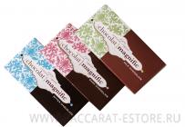 Шоколадные плитки шоколад ручной работы Baccarat