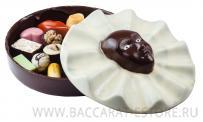 Шкатулка маска с конфетами