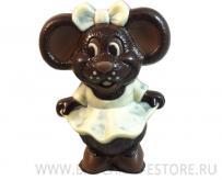 Мышка девочка меленькая