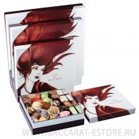 Набор шоколадных конфет ручной работы Баккарат