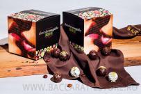 SHOCK OFF LOVE - набор шоколадных конфет ручной работы