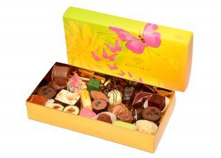 Подарочные наборы конфет ручной работы Baccarat