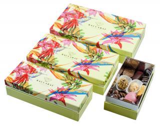 EXOTIQUE Подарочный набор из бельгийского шоколада ручной работы