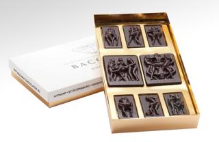 КАМАСУТРА - набор шоколадных конфет ручной работы