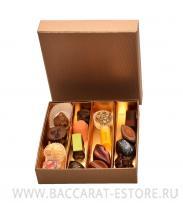 CACAO LINE - подарочный набор шоколадных конфет ручной работы