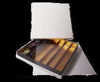 APT Neck box cream/brown