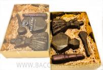 Набор шоколадных барельефов к 8 марта