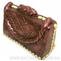 Сумочка женская из бельгийского шоколада