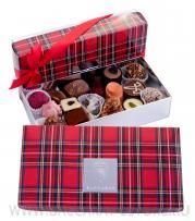 Шоколадный набор из конфет ручной работы British