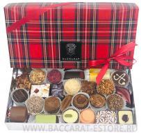 Christmas - набор шоколадных конфет ручной работы