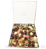 New Hermine - Набор шоколадных конфет ручной работы из бельгийского шоколада