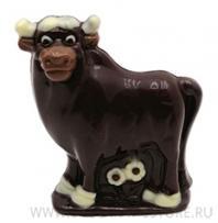 Подарочная шоколадная фигура Быка!