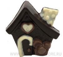 Домик шоколадный подарочный!