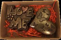Love me + сердце