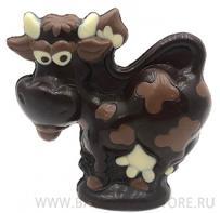 Корова Молли - подарок из шоколада к Новому Году