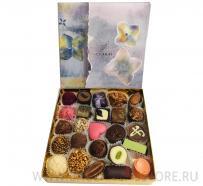 AGATE QUATRO - набор конфет ручной работы из бельгийского шоколада