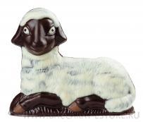 Овца шоколадная подарочная из шоколада ручной работы Baccarat
