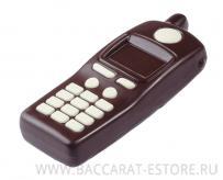 Мобильный телефон из шоколада