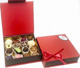 DU VIN Набор шоколадных конфет ручной работы