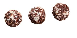 Fondant truffle